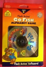 Go Fish Alphabet Game by Flash Action Software