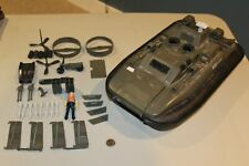 GI Joe Killer Whale Hovercraft Missile Launcher Box Lot UNBROKEN Prongs ARAH