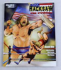 Hacksaw Jim Duggan Comic Book Wrestling Wrestler New WWE WWF Issue #1 2018