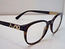 8fa3bd30525 Authentic BURBERRY B2241 3002 Dark Tortoise Eyeglasses Frame DEMO MODEL  329