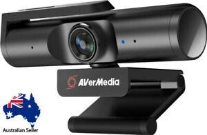 AVerMedia PW513 4K webcam 8 MP 3840 x 2160 pixels USB-C Black