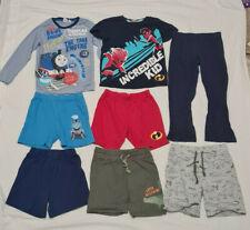 Boys Age 4-5 Pyjamas 8 Piece Bundle Thomas & Friends Disneys The Incredables