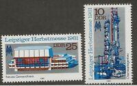 DDR #2210-2211 MNH CV$0.60