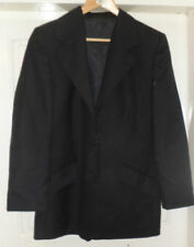 Cappotti e giacche da donna blu business con bottone