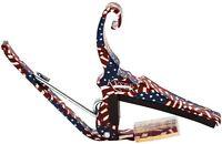 Kyser KG6F 6 String Guitar Capo - Freedom