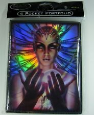 Max Protection 4-Pocket Portfolio : Cyber Oracle !