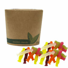 The Sweet Pack® Vegan Jelly Meerkats in Bio-Degradable / Compostable Packaging