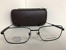 Ermenegildo Zegna Titanium EZ 5068-D 002 55mm Asian Fitting Men's Eyeglasses