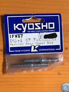 KYOSHO Ifw57 Pure Ten   NUOVISSIMI ED INTROVABILI SPARE PARTS!!