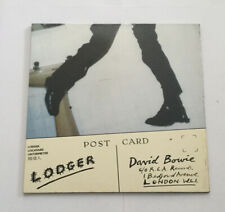 David Bowie-Lodger-1979 Vinyl Promo with Press Kit