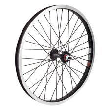 "Sun Rhyno Lite  20"" BMX Bicycle Bike Front Only BlackOps Single Speed Black 36h"