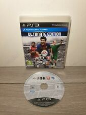FIFA 13 -- Ultimate Edition (Sony PlayStation 3, 2012)