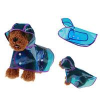 Waterproof Transparent Raincoat for DOG Pet