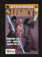 STAR WARS: LEGACY #5 (2006)   ADAM HUGHES COVER DARK HORSE COMICS! WOW! RARE!