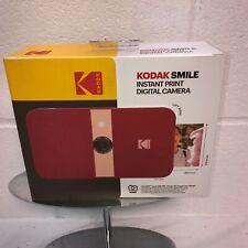 Brand New KODAK Smile Instant Print Digital Camera – 10MP W/Photo Paper Included