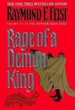 Rage of a Demon King (Serpentwar Saga), Feist, Raymond E., Good Book