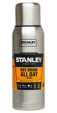Top Quality Flask - Stanley Adventure 1 Litre Vacuum Bottle - Stainless Steel
