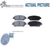 NEW BLUE PRINT FRONT BRAKE PADS SET BRAKING PADS GENUINE OE QUALITY ADT342164