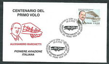 2003 ITALIA BUSTA SPECIALE PIONIERI ALESSANDRO MARCHETTI - EDG33