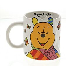 NEW OFFICIAL Disney by Britto Winnie the Pooh Mug Ornament in Gift Box 6002650