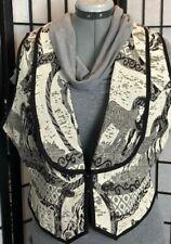 southwest Canyon Women's XL Equestrian  Vest (425D)