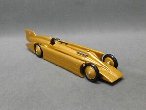 1/43 RC2 Golden Arrow land speed record car BY SMTS