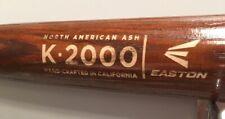 Easton K2000 32 Inch Ash Adult Wood Baseball Bat
