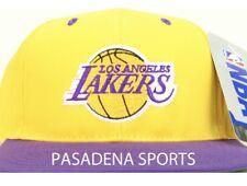 RETRO LOS ANGELES LAKERS SNAPBACK CAP NWT ball ingram