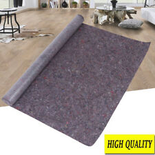 1 x 10 m Felt Floor Covering Painting Mat with PE anti-slip coating Home/Outdoor
