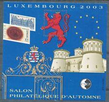 TIMBRE DE FRANCE - Bloc CNEP N° 39 ** Salon philatélique Automne Luxembourg 2003