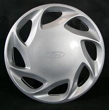 1992-1993 Ford Festiva, 1994-1996 Aspire wheel cover, OEM # F4BZ1130C, H # 913