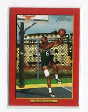 2006-07 Topps Turkey Red Red Boston Celtics Basketball Card #235 Bill Russell