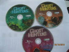GHOST HUNTERS - 3 seperate DVDs  {DVD}