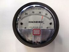 """Dwyer 2000-00 Magnehelic 0-0.25"""" w.c. Pressure Gauge NEW NIB Magnahelic gage"""