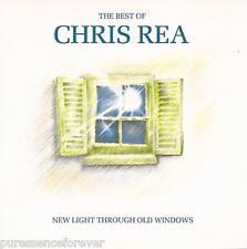 CHRIS REA - New Light Through Old Windows: The Best Of...  (UK 13 Tk CD Album)