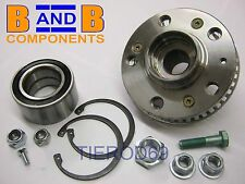 VW GOLF MK3 2.0I GTI 16V VR6  FRONT WHEEL HUB + BEARING 1H0407613B A148