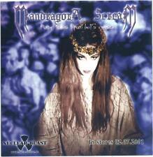 Mandragora Scream - Aufkleber / Sticker - schönes Sammlerstück