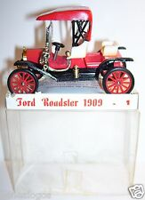 OLD MINIALUXE FORD ROADSTER 1907 1909 N°1 in BOX 1/43 bis