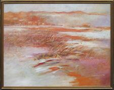 """R Bolton Smith """"Winter's Pattern"""" Original Oil Painting on Canvas, MAKE OFFER!"""