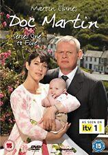 DOC MARTIN  Series 1 - 5 DVD - 10 Disc Set ( REG 2 )  ( NEW )