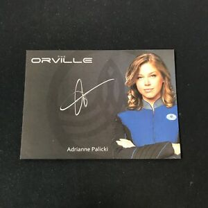 2018 Rittenhouse Orville ADRIANNE PALICKI Auto The Orville *NV33A