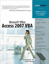 Microsoft Office Access 2007 VBA by Diamond, Scott B., Spaulding, Brent
