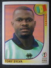 Panini Sticker 45 Tony Sylva Senegal WM 2002 Korea Japan