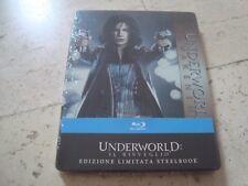 UNDERWORLD AWAKENING Blu-Ray SteelBook NEW&SEALED Kate Beckinsale Scott Speedman
