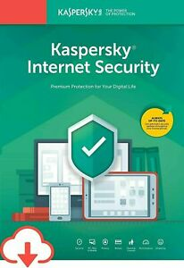 Life Time Kaspersky Internet Security 2021 3 Devices Win iOS Mac Android AU Sell