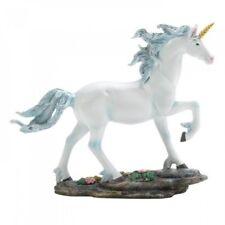 White Unicorn Figurine