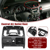 Front Central Dashboard Air Outlet Vent For VW Jetta Golf Rabbit 1K0 819 728 H