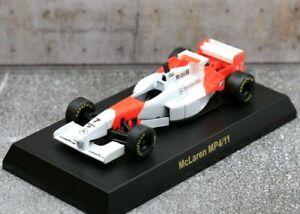 Kyosho 1/64 McLaren Mercedes F1 Collection MP4/11 No.7 1996 Mika Hakkinen