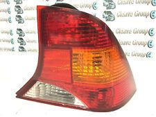 Ford Focus saloon rear lamp light RH with bulb holder  1998-2005