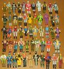 1983-1992 Lot of 10 Vintage ARAH GI Joe Cobra Dreadnok Loose Action Figures